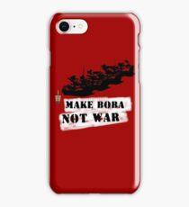 Make Boba Not War iPhone Case/Skin