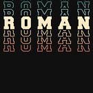 Roman Name by itsHoneytree