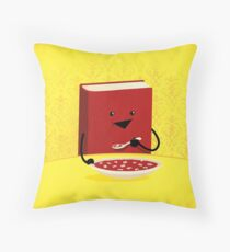 Nutrition Throw Pillow