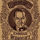 Enrique Rodríguez in Brown by LisaHaney