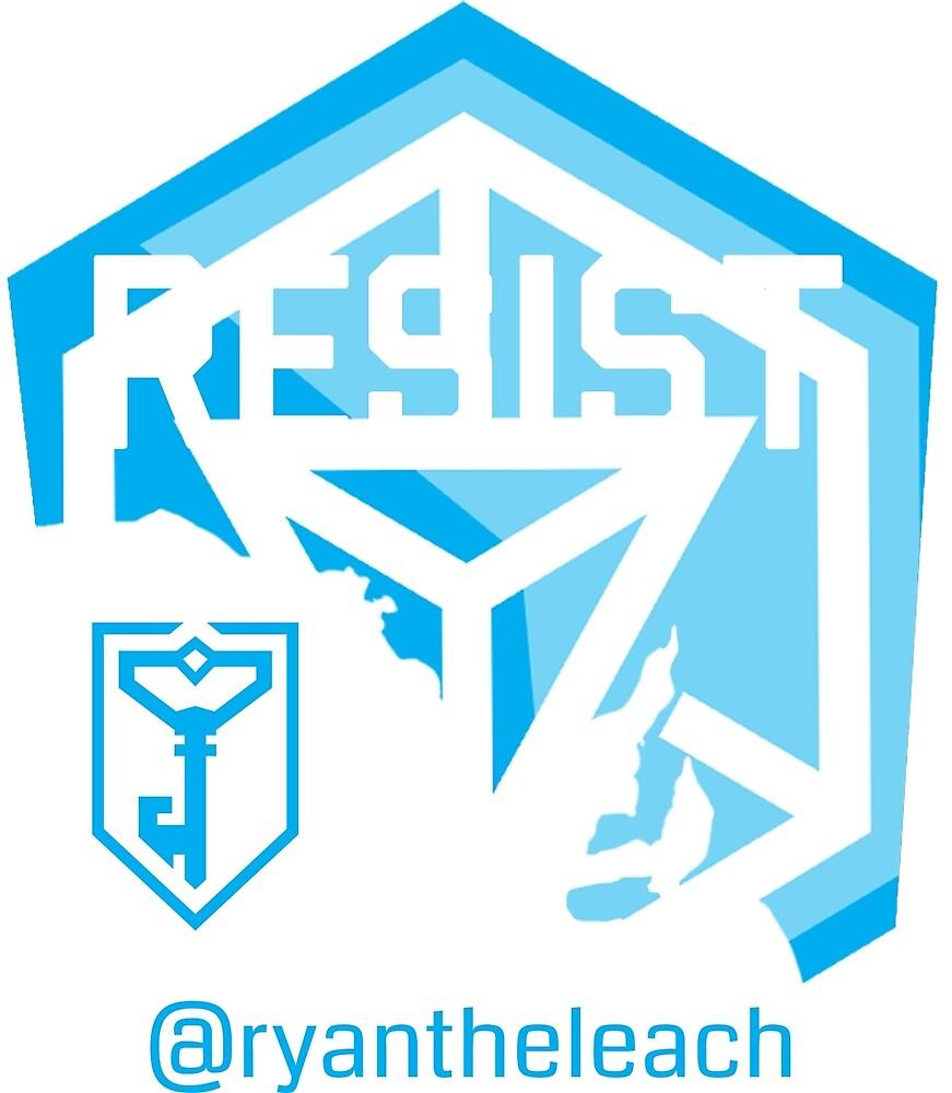 Resist SA ryantheleach by pondyphotos