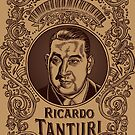 Ricardo Tanturi in Brown by LisaHaney