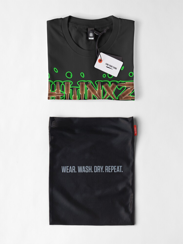 Alternate view of #HIJINXZ bottles Premium T-Shirt