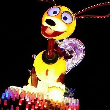 Paint The Night- Slinky Dog by jay03042011