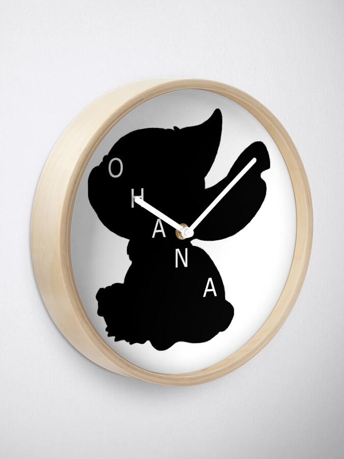 Vista alternativa de Reloj Stitch ama a Ohana