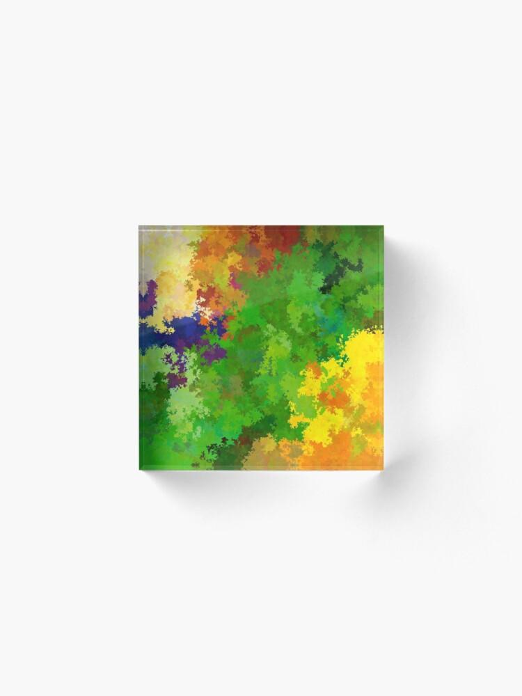 Alternate view of Diviso 4 - 170903/054404 Acrylic Block
