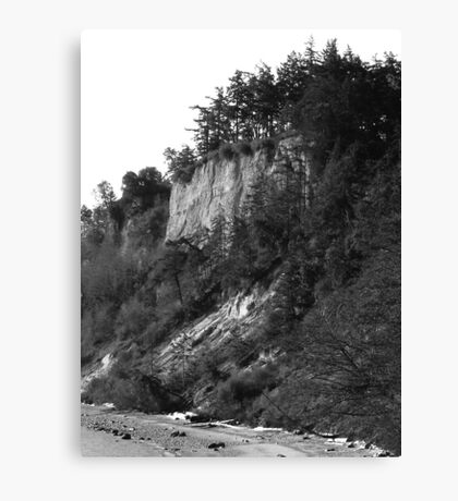 Fort Worden Hillside Canvas Print