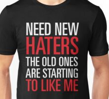 new haters Unisex T-Shirt