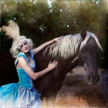 Dreaming of the Circus by trinischultz