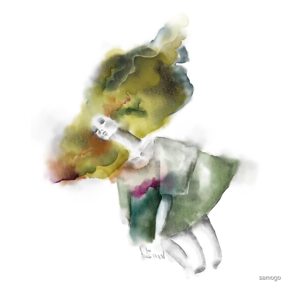 In my dreams by samogo