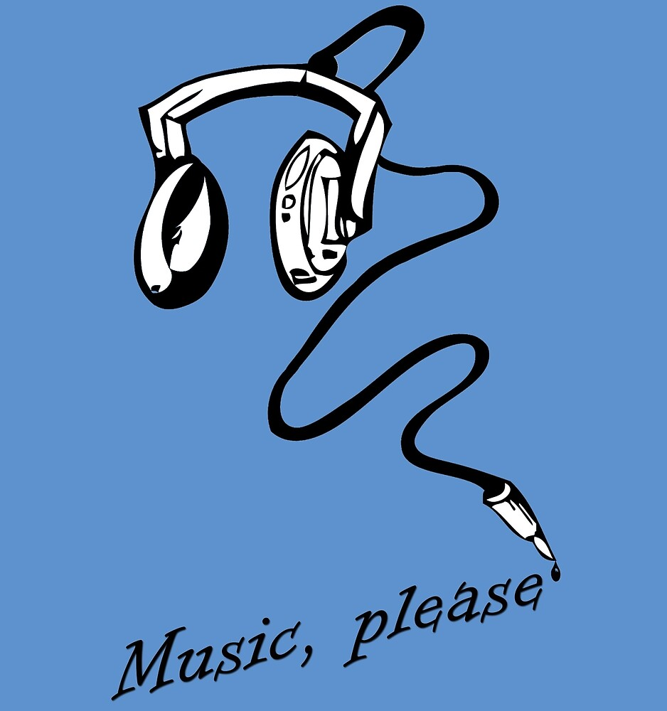 MUSIC, PLEASE by BackInTime