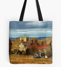 The Village of Goathland Tote Bag