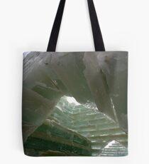 Frozen Arches Tote Bag