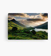 Loch Leven Canvas Print