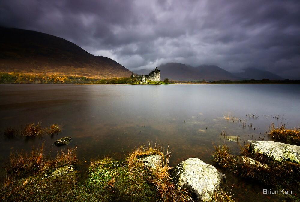 Kilchurn Castle by Brian Kerr