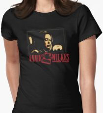 """Annie Wilkes """"Misery"""" Women's Fitted T-Shirt"""