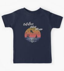 Catalina Wine Mixer, World Premiere Of Prestige Worldwide's First Music Video, Step Brothers - First Word In Entertainment Kids T-Shirt
