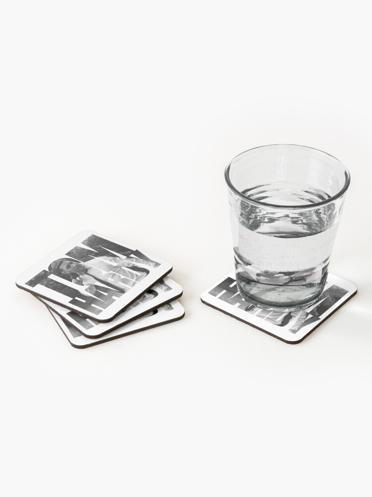 Alternate view of Tom Hardy Coasters (Set of 4)