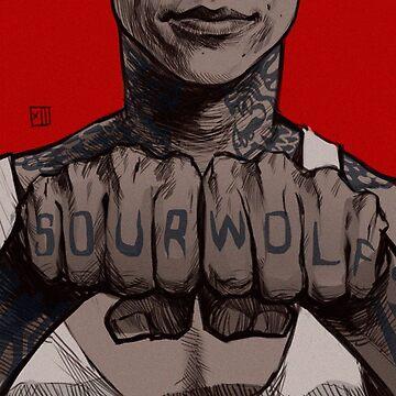 SourWolf by Creature13