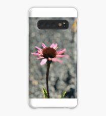 Flower cornflower pink 102019 Case/Skin for Samsung Galaxy