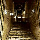 Scary Stairs by Ned Elliott