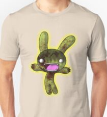 Tombie the Zombie Bunny Unisex T-Shirt