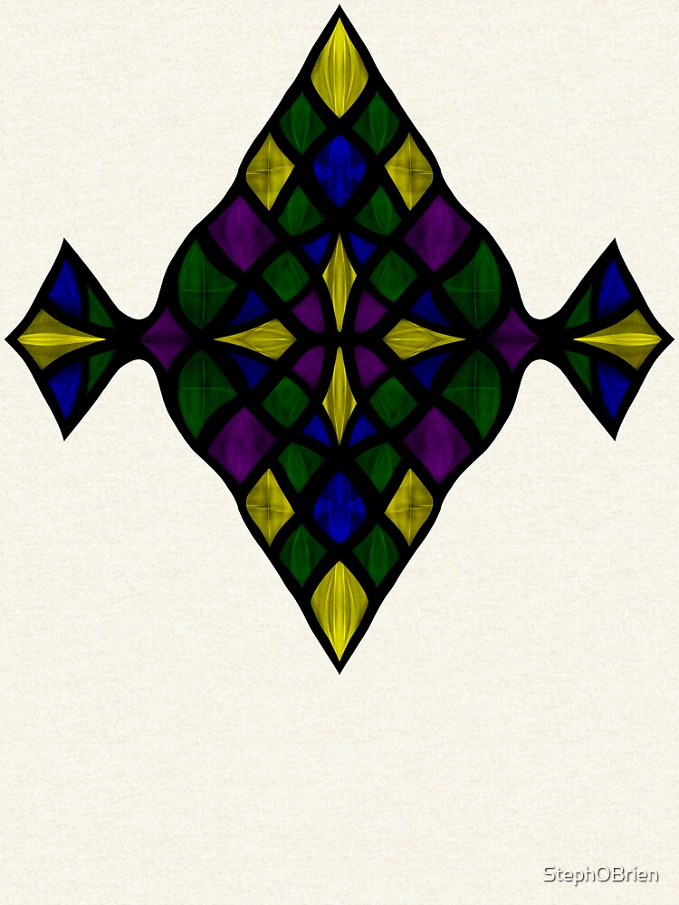 Stained Glass Scales by StephOBrien