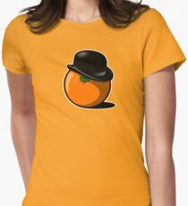 Alex DeOrange Womens Fitted T-Shirt