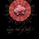 happy 4th of july by notecards