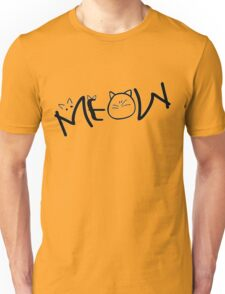 Meow Meow Unisex T-Shirt