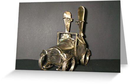 Bebe Peugeot by Brian Cox