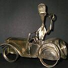 1930's MG TA BC25 by Brian Cox
