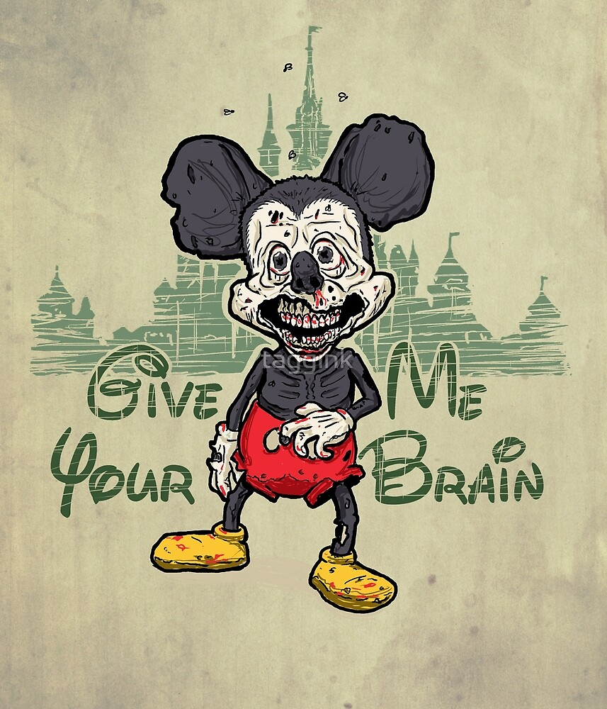 GiveMeYourBrain by taggink