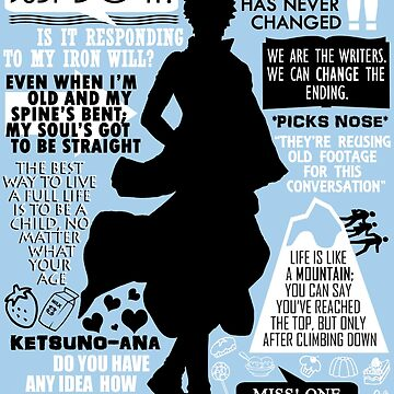 Gintama - Sakata Gintoki Quotes by Fantality