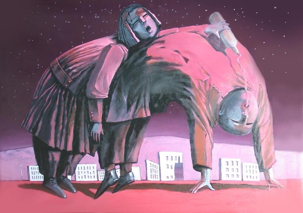 Feeding 2 by Valeriu Buev