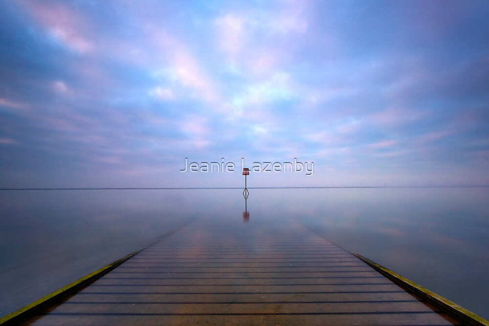 Calm Waters by Jeanie