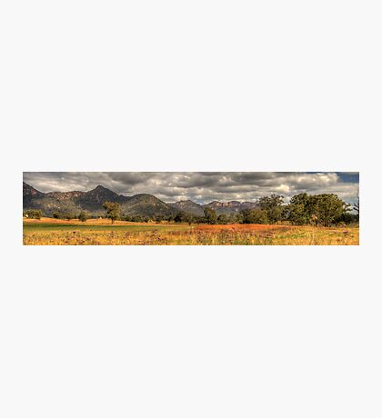 Capertee Magic (Panoramic)  - Capertee Valley, NSW Australia - The HDR Experience Photographic Print