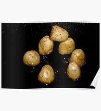 Potato Henge Poster