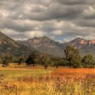 Morning Glory- Capertee Valley, Australia (25 Exposure HDR Panorama)  - The HDR Experience by Philip Johnson