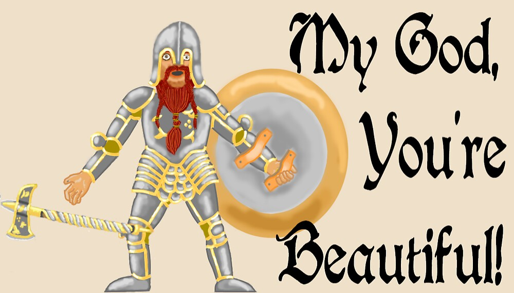 My God, You're Beautiful! by Marc Grossberg