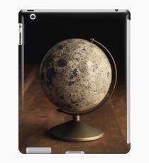 Moon Globe Still Life iPad Case/Skin