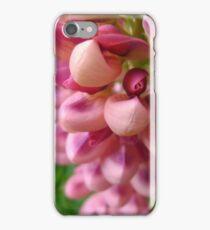 tender loving (lupin flower) iPhone Case/Skin