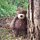 Bear In The Woods by Dean Harkness