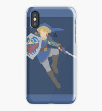 Link (Blue) - Super Smash Bros. iPhone Case