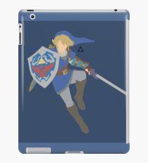 Link (Blue) - Super Smash Bros. iPad Case/Skin