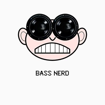 Bass Nerd by darkrain326