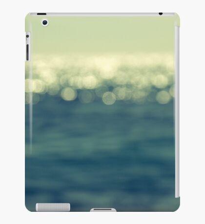 blurred light iPad Case/Skin