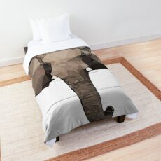 Pieces of wildlife ― The natural elephant  Comforter