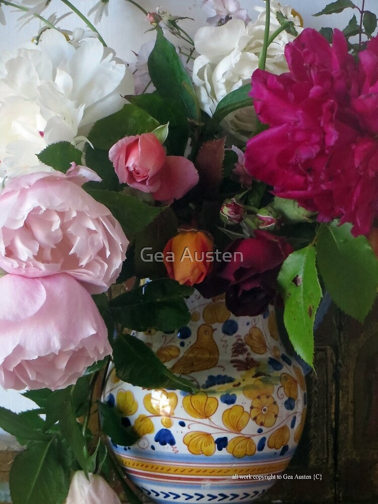 roses_and_peonies_early_morning_by_geaausten-large by Gea Austen