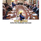 Queen Pelosi and the Fool by ZenPop